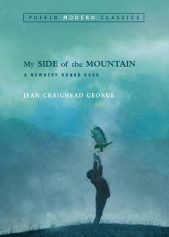 Bookjacket for  My Side of the Mountain
