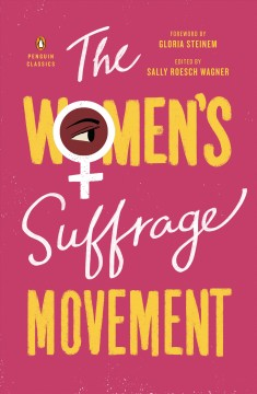 bookjacket for The Women's Suffrage Movement