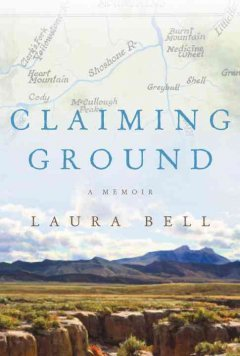 Bookjacket for  Claiming ground