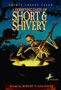 Bookjacket for A Terrifying Taste of Short & Shivery (ebook)