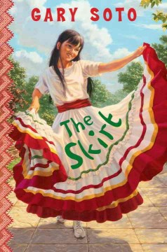 Bookjacket for The Skirt (ebook)