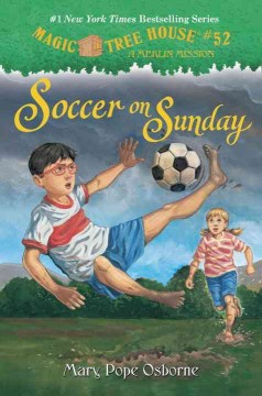 Bookjacket for  Soccer on Sunday