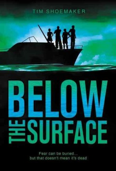 Bookjacket for  Below the Surface