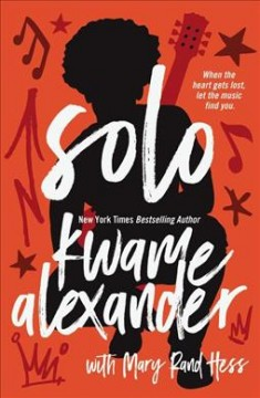 Bookjacket for  Solo