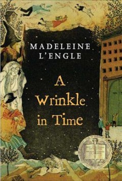Bookjacket for A wrinkle in time