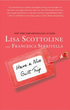 Bookjacket for  Have a nice guilt trip