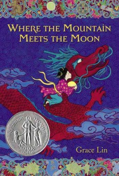 Bookjacket for  Where the Mountain Meets the Moon
