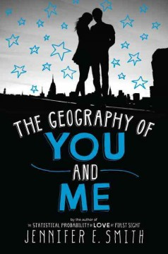 Bookjacket for The Geography of You and Me