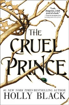 Bookjacket for The Cruel Prince