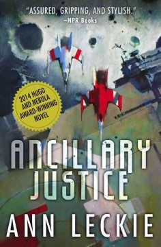 Bookjacket for  Ancillary justice