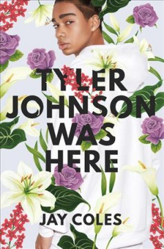 Bookjacket for  Tyler Johnson Was Here