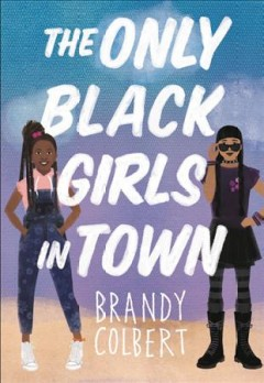 Bookjacket for The Only Black Girls in Town
