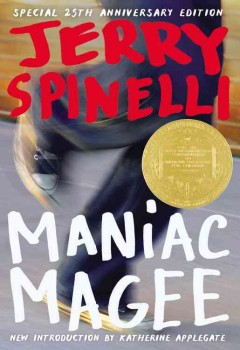 Bookjacket for  Maniac Magee