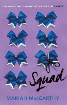 Bookjacket for  Squad