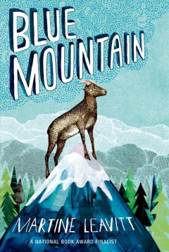 Bookjacket for  Blue Mountain
