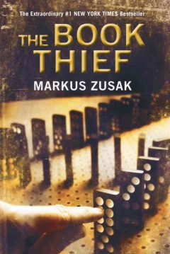 Bookjacket for The Book Thief