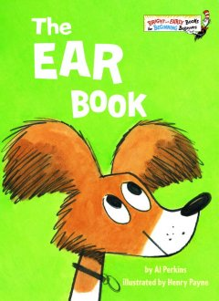 Bookjacket for The ear book