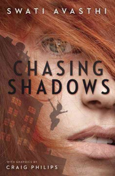 Bookjacket for  Chasing Shadows