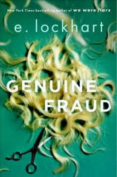 Bookjacket for  Genuine Fraud