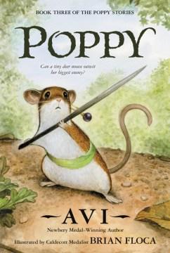 Bookjacket for  Poppy