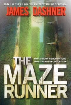 Bookjacket for The Maze Runner