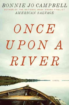 Bookjacket for  Once Upon A River