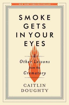 Bookjacket for  Smoke gets in your eyes