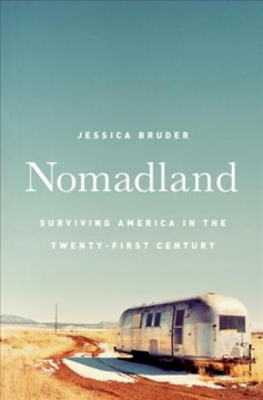 Bookjacket for  Nomadland: Surviving America In The 21st Century