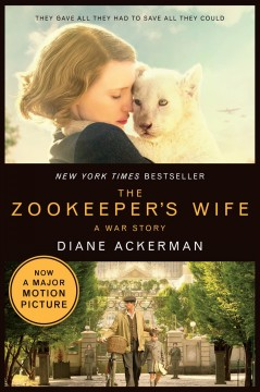 bookjacket for The zookeeper's wife