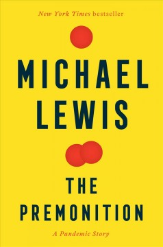 Bookjacket for The premonition