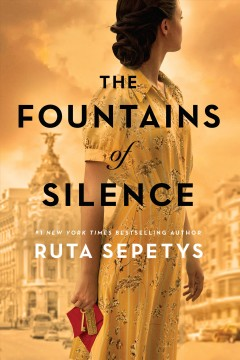 Bookjacket for The Fountains of Silence