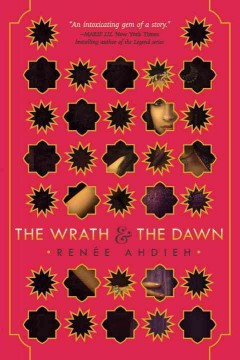 Bookjacket for The Wrath & the Dawn