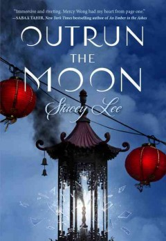 Bookjacket for  Outrun the Moon