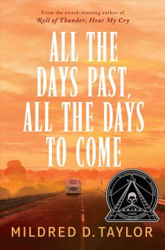 Bookjacket for  All the Days Past, All the Days to Come