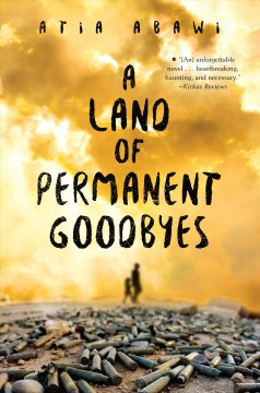 bookjacket for A land of permanent goodbyes
