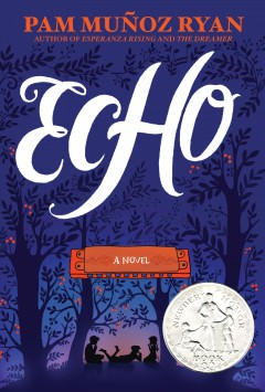 Bookjacket for  Echo