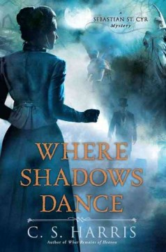 Bookjacket for  Where shadows dance