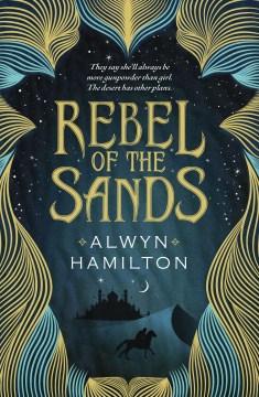 Bookjacket for  Rebel of the Sands