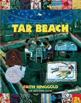 bookjacket for Tar Beach