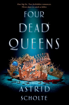 Bookjacket for  Four Dead Queens