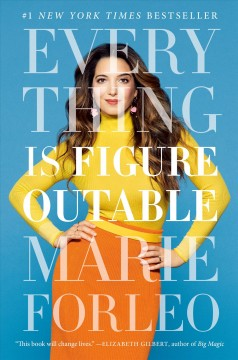 Bookjacket for  Everything is figureoutable