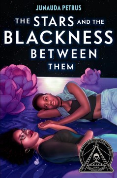 Bookjacket for The Blackness and the Stars Between