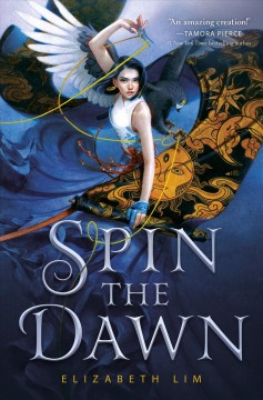 Bookjacket for  Spin the Dawn