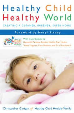 Bookjacket for  Healthy Child, Healthy World: Creating a Cleaner, Greener, Safer Home