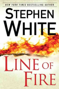 Bookjacket for  Line of fire