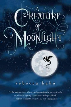 Bookjacket for A Creature of Moonlight