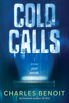 Bookjacket for  Cold Calls