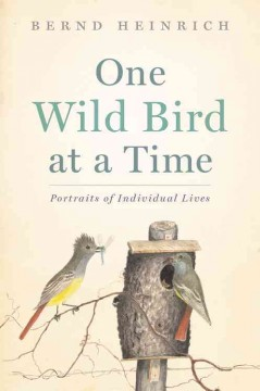 One Wild Bird at a Time Portraits of Individual Lives