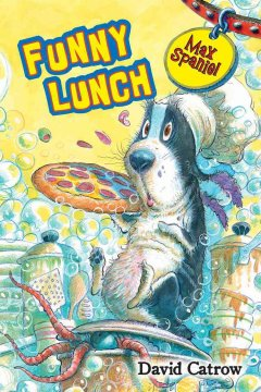 Bookjacket for  Max Spaniel