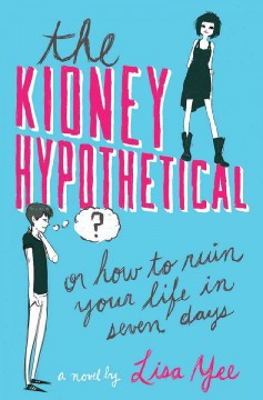 Bookjacket for The Kidney Hypothetical